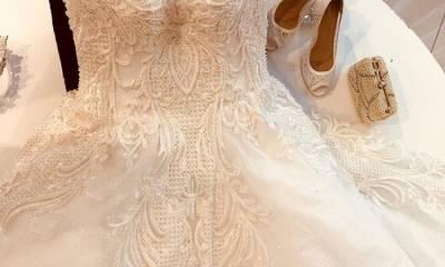 مزون لباس عروس وانسی در اصفهان