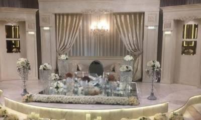 تالار پذیرایی قصر خاتم شیراز