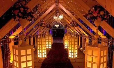 تشریفات عروسی باغ افلاک تهران
