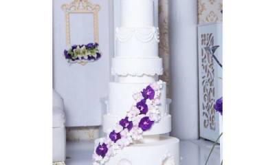 کیک ارکید اصفهان