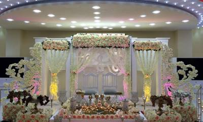 دفتر و سالن عقد هانيه بوشهر