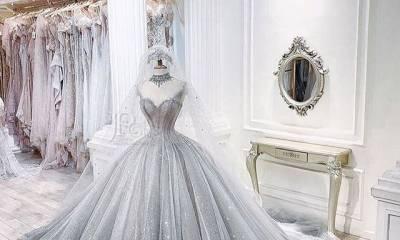 مزون لباس عروس کارولین شیراز