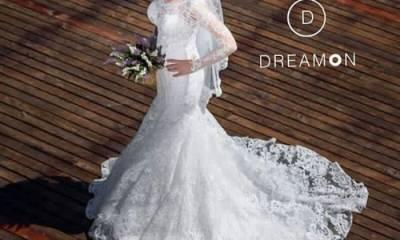 مزون عروس دیبادین پاریس تهران