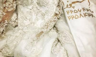 مزون لباس عروس اسپوزا تهران