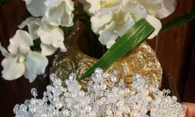 تاج عروس استاتیرا اصفهان