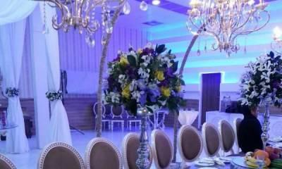 سالن عروسی مجلل پردیس تهران