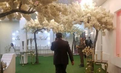 ازدواج آسان و تشریفات رئیسیان اصفهان
