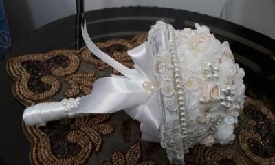 دسته گل عروس در مازندران
