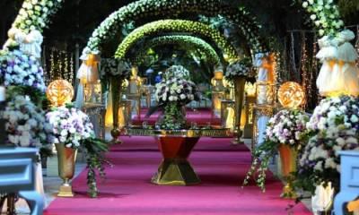 باغ تالار دشت شقایق تهران