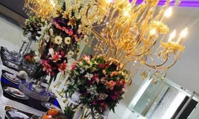 باغ تالار رز و تشریفات عروسی رز تهران