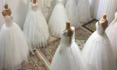 فروش فوق العاده لباس عروس تهران
