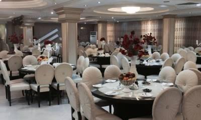تالار پذیرایی باشگاه صاحبقرانیه تهران