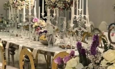 تشریفات و ازدواج آسان ماه و خورشید اصفهان