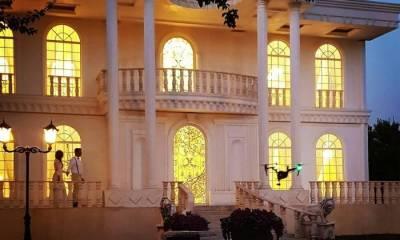 باغ و عمارت شاهی تهران