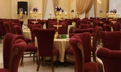 تالار پذیرایی مجموعه تالارهای قصر آریو تهران