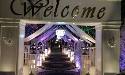 باغ تالار آبشار کرج | باغ تالار عروسی و مجالس کرج