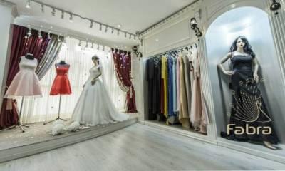 مزون لباس فابرا (دی تو دی سابق) تهران