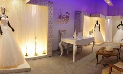مزون لباس عروس آزاده مجیدی اصفهان