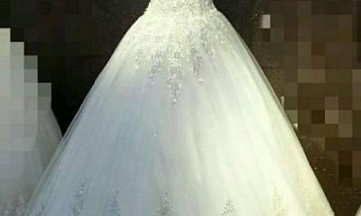دوخت لباس عروس تهران