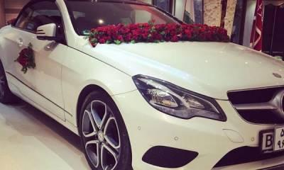 اجاره ماشین عروس تهران