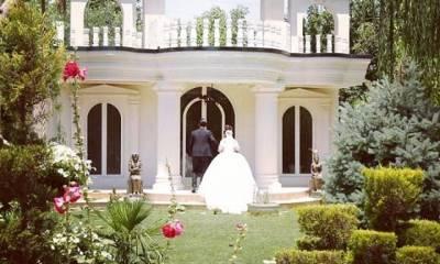باغ عروس پیمان کرج