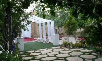 اجاره باغ برای مراسم عروسی، نامزدی و ...