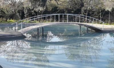 باغ عمارت ویدار (رسپینا) کرج