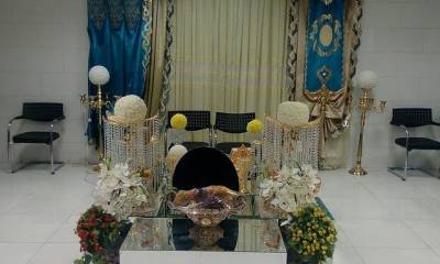 سالن عقد و ازدواج کیمیا بوشهر