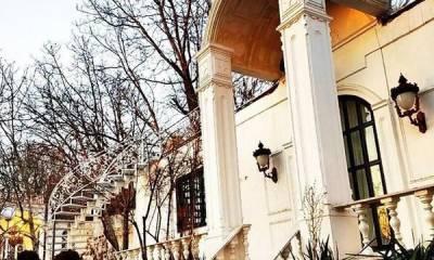 آتلیه عروس و عمارت پاپیون طلایی تهران