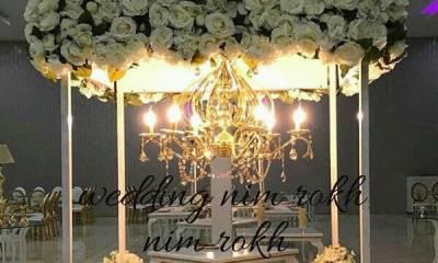 تشریفات عروسی نیم رخ تهران