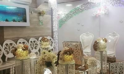 دفتر عقد 210 با سفره شیک اصفهان