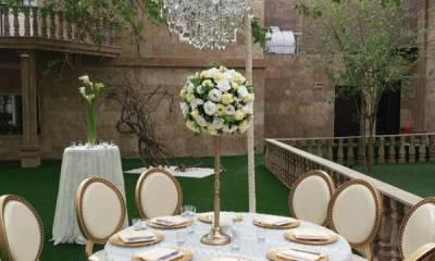 تشریفات مجالس عروسی الیزه تهران