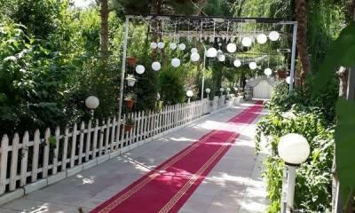 اجاره باغ برای مراسم تهران بدون واسطه