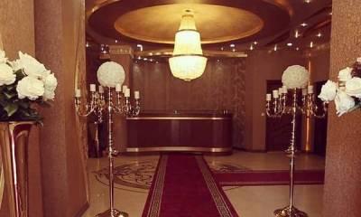 تالار تشریفاتی پریسا تهران