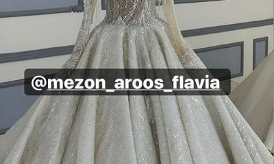 مزون لباس عروس فلاويا تهران