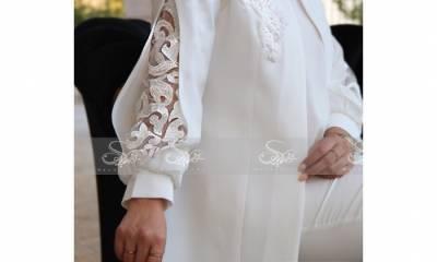 مزون مانتو عقد و مانتو عروس مندیلیون تهران