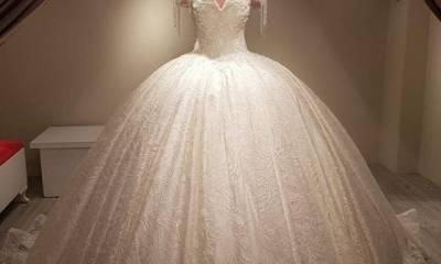 مزون لباس عروس پریمدا تهران