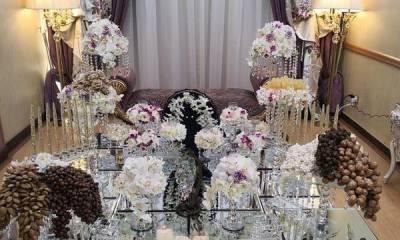 سالن عقد و دفتر رسمی ازدواج شادی تهران