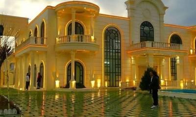 باغ عمارت سه گل تهران