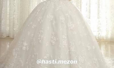 مزون لباس عروس هستی در تهران