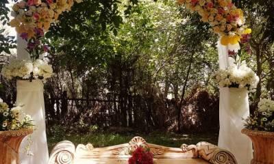 آتلیه باغ نهاوند همدان