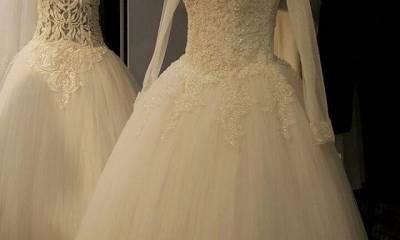مزون لباس عروس سپیدبخت در تهران