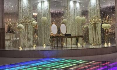 تالار تشریفاتی قصر سوگند تهران