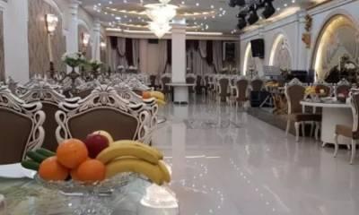 تالار ارغوان طلایی تهران