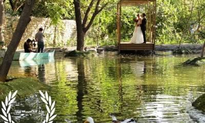 باغ عکاسی عروس ویدا تهران