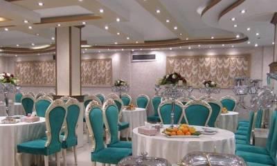 تالار پذیرائی قصر سفید پاسداران تهران
