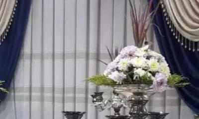 تالار پذیرایی قصر کوروش تهران