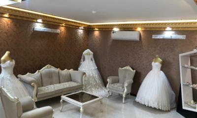 مزون عروس نیوشا شوقی خمینی شهر