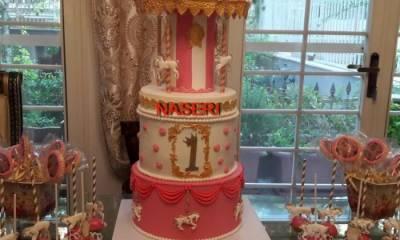 کیک فوندانت,کوکی,پاپ کیک,کندی بار تهران