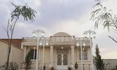 باغ عمارت گلستانه کرمان